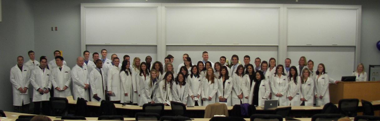 White Coat Ceremony - Colorado Dental Association
